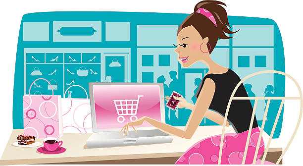 online shopping in Madrid