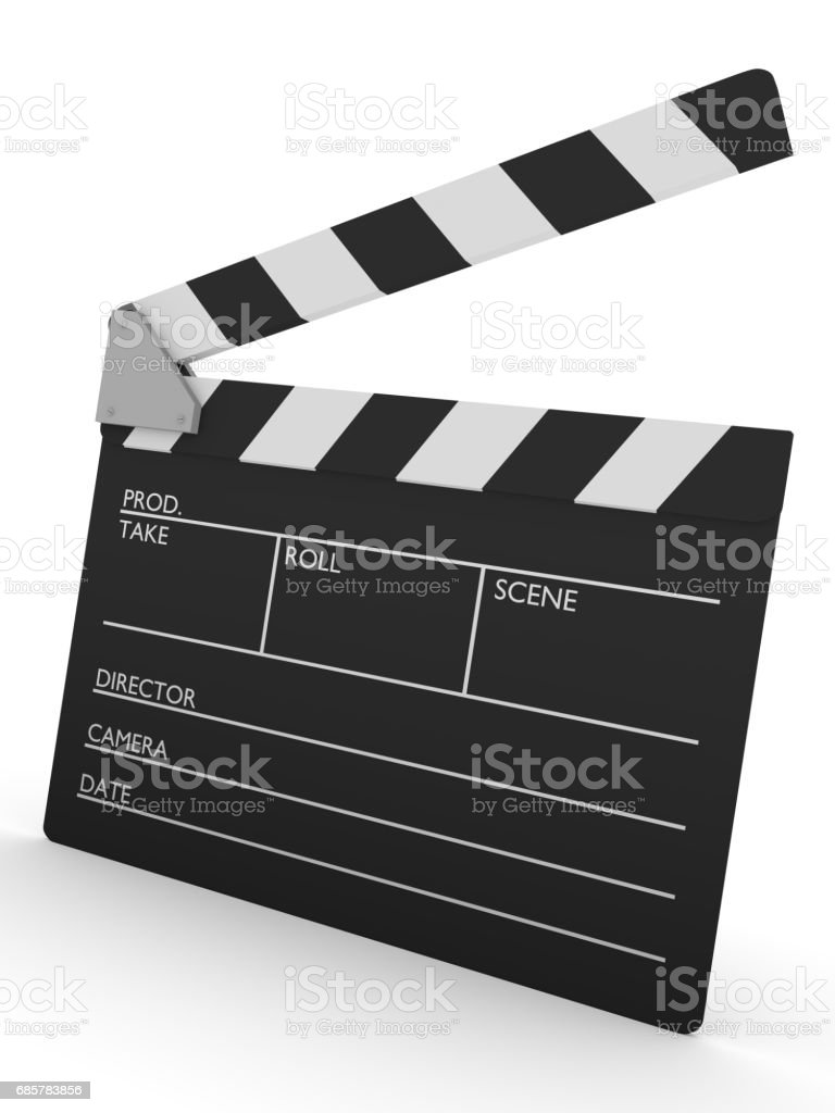 Open cinema slate royalty-free open cinema slate stock vector art & more images of acting