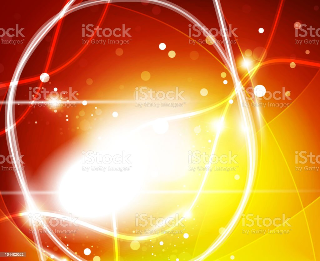 Orange and yellow energy background royalty-free orange and yellow energy background stock vector art & more images of abstract