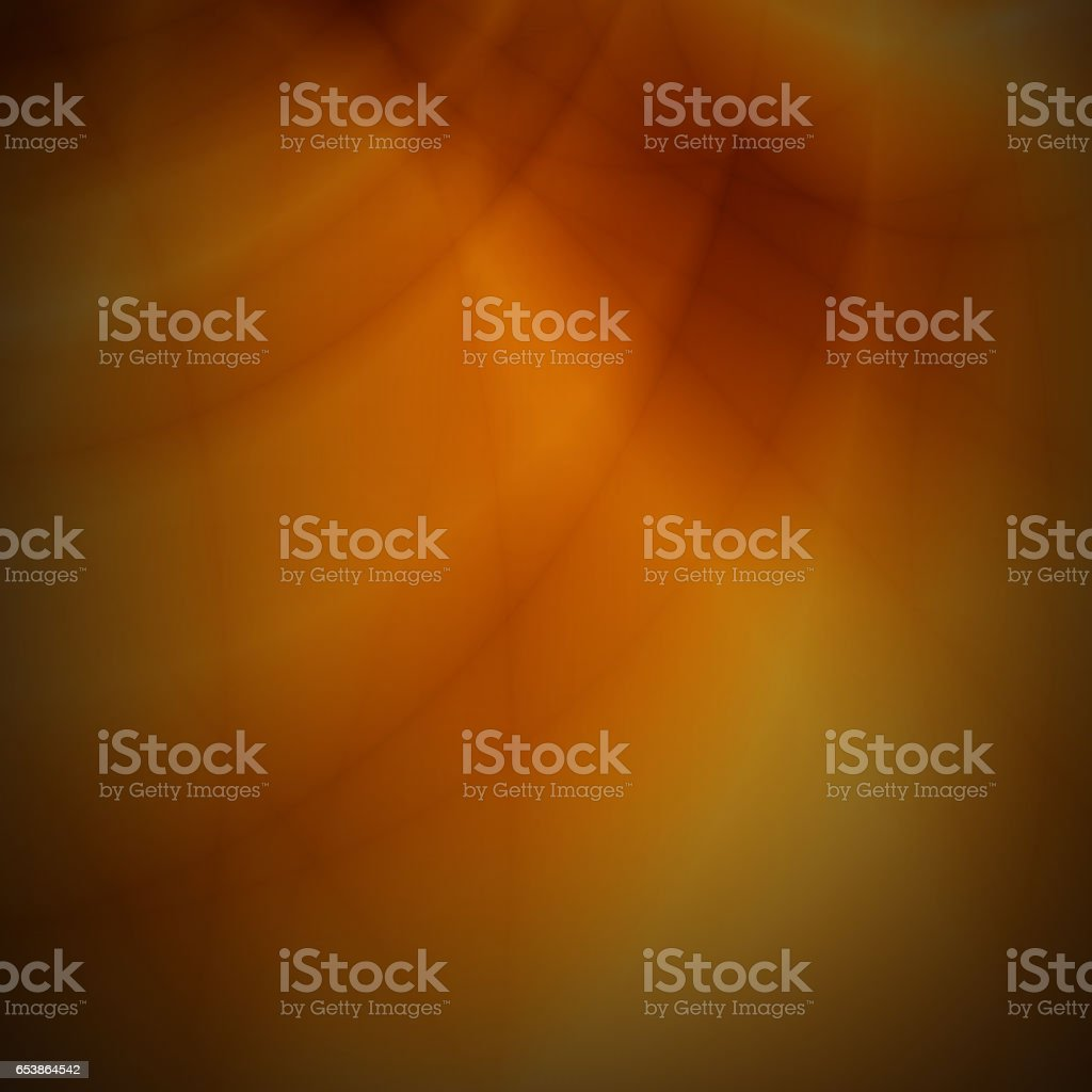 Orange blur luxury illustration background vector art illustration