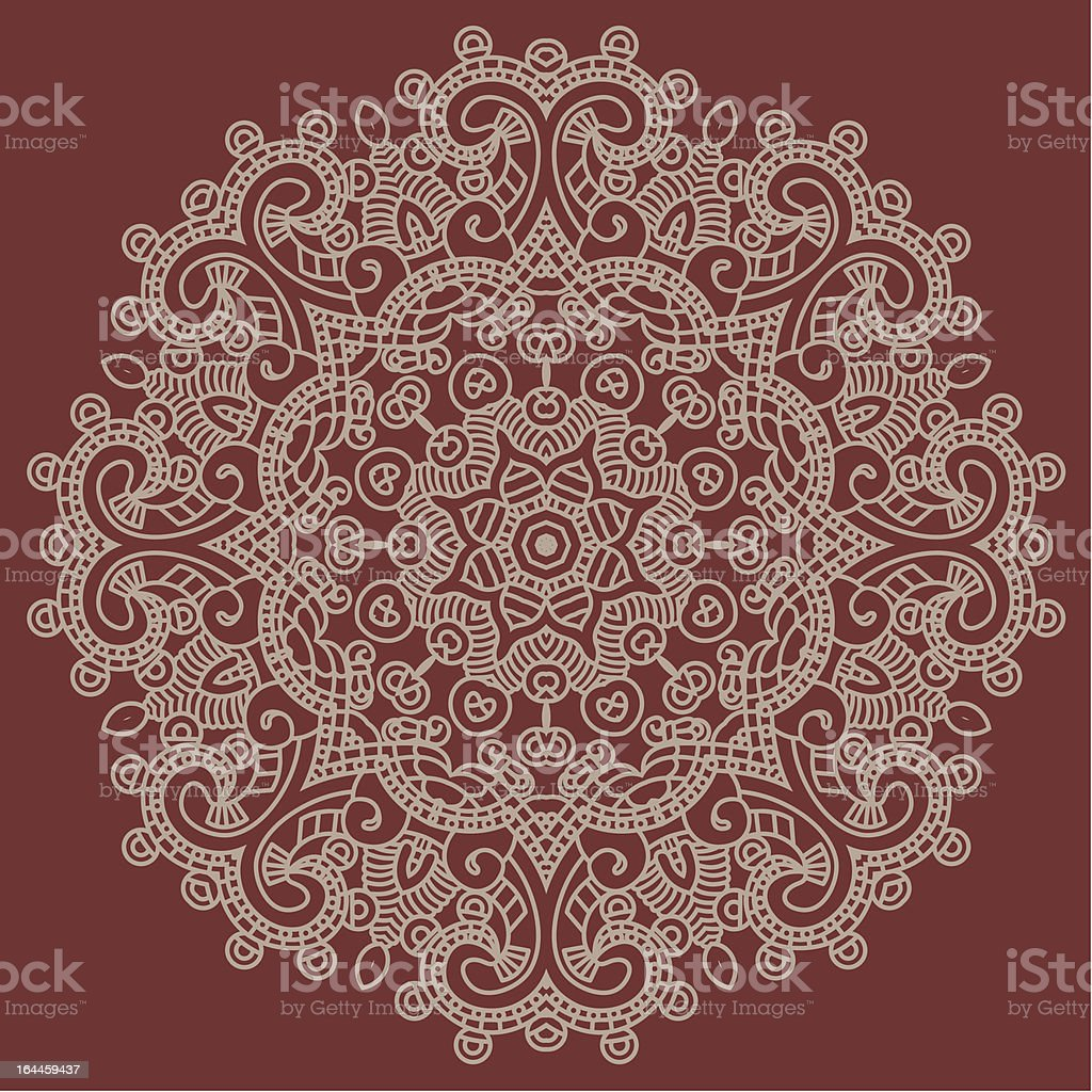 Ornamental pattern royalty-free ornamental pattern stock vector art & more images of art