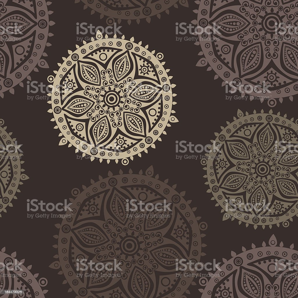 Ornate floral seamless texture royalty-free ornate floral seamless texture stock vector art & more images of abstract