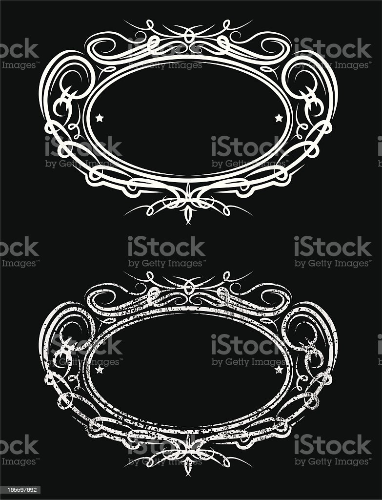 ornate label royalty-free ornate label stock vector art & more images of calligraphy