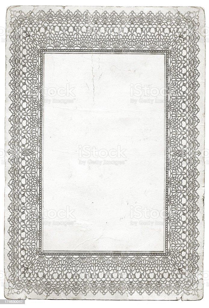 Ornate old frame border royalty-free ornate old frame border stock vector art & more images of ancient