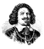 Ottavio Piccolomini (11 November 1599 – 11 August 1656) Italian nobleman ,Spanish general and field marshal of the Holy Roman Empire.