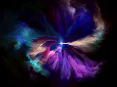 istock Outer space fantasy 1277126720