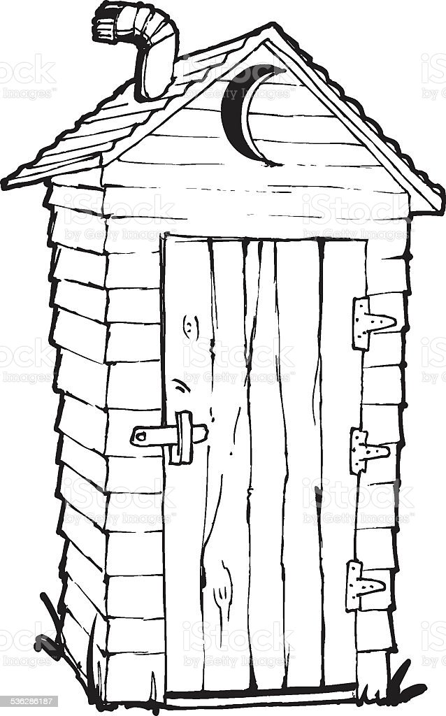 Protest in addition Crescent Moon Sketch Templates as well Moon Clipart Outline also House Outline Clip Art in addition Jerry Falwell Talks. on outhouse pictures cartoon