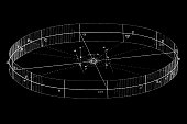 istock Overview of the zodiac 1215157688