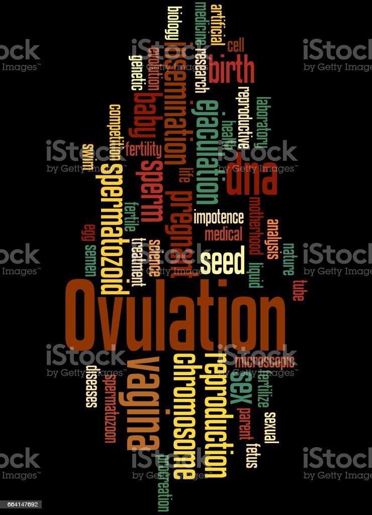 Ovulation, word cloud concept 8 ovulation word cloud concept 8 - immagini vettoriali stock e altre immagini di acqua royalty-free