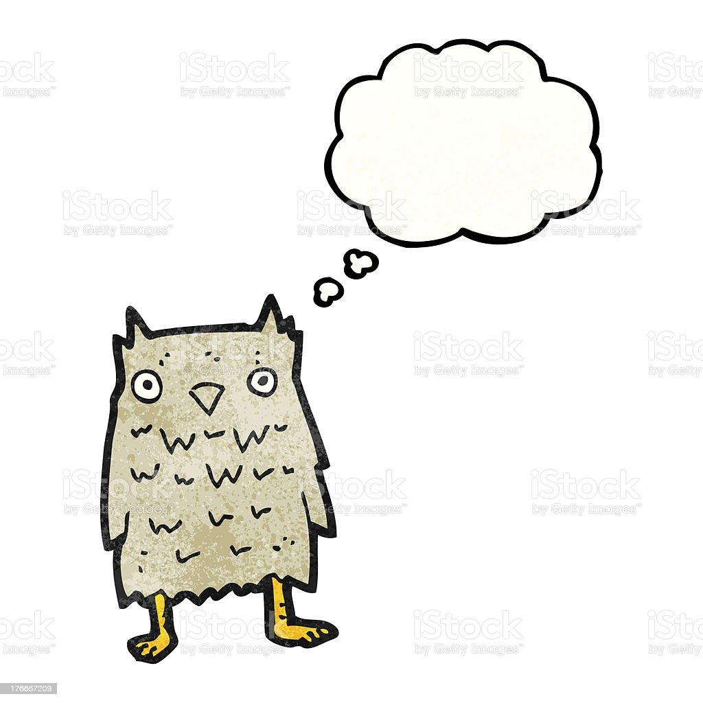 owl cartoon royalty-free owl cartoon stock vector art & more images of bird
