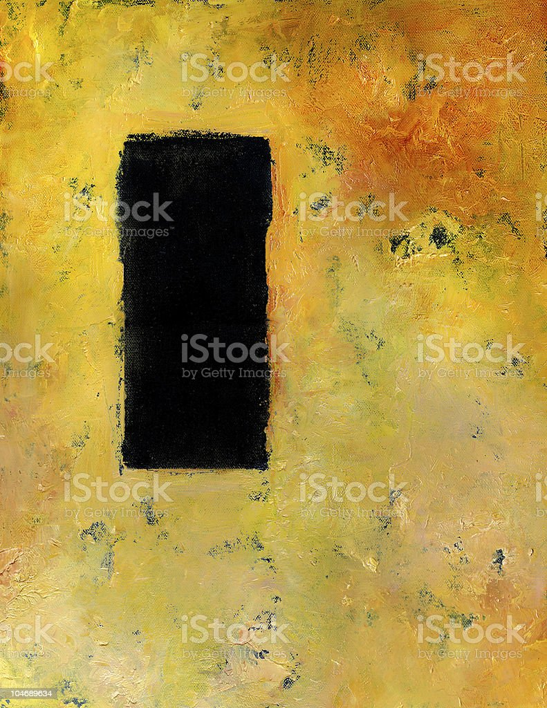 Painted Background royalty-free stock vector art
