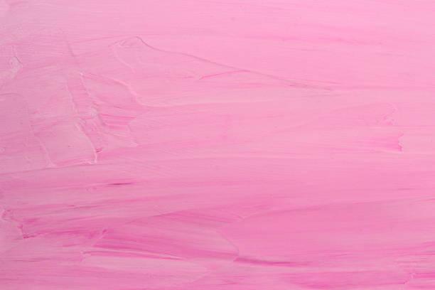 bildbanksillustrationer, clip art samt tecknat material och ikoner med painted pink gradient background with brush strokes - rosa bakgrund