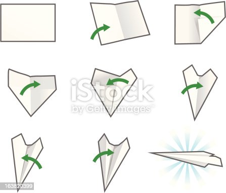 cool paper airplane instructions