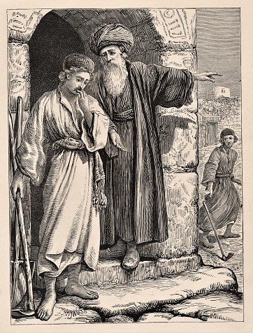 Parable of Two Sons & Father's Vineyard, Bible theology