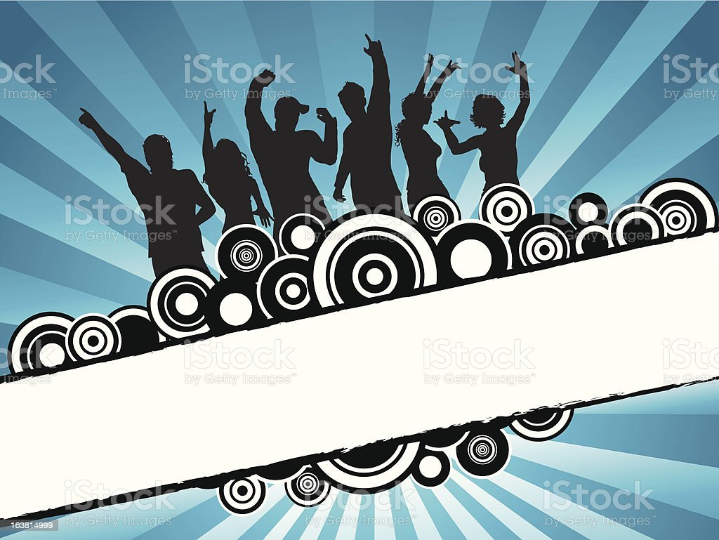 Party time royalty-free party time stock vector art & more images of abstract