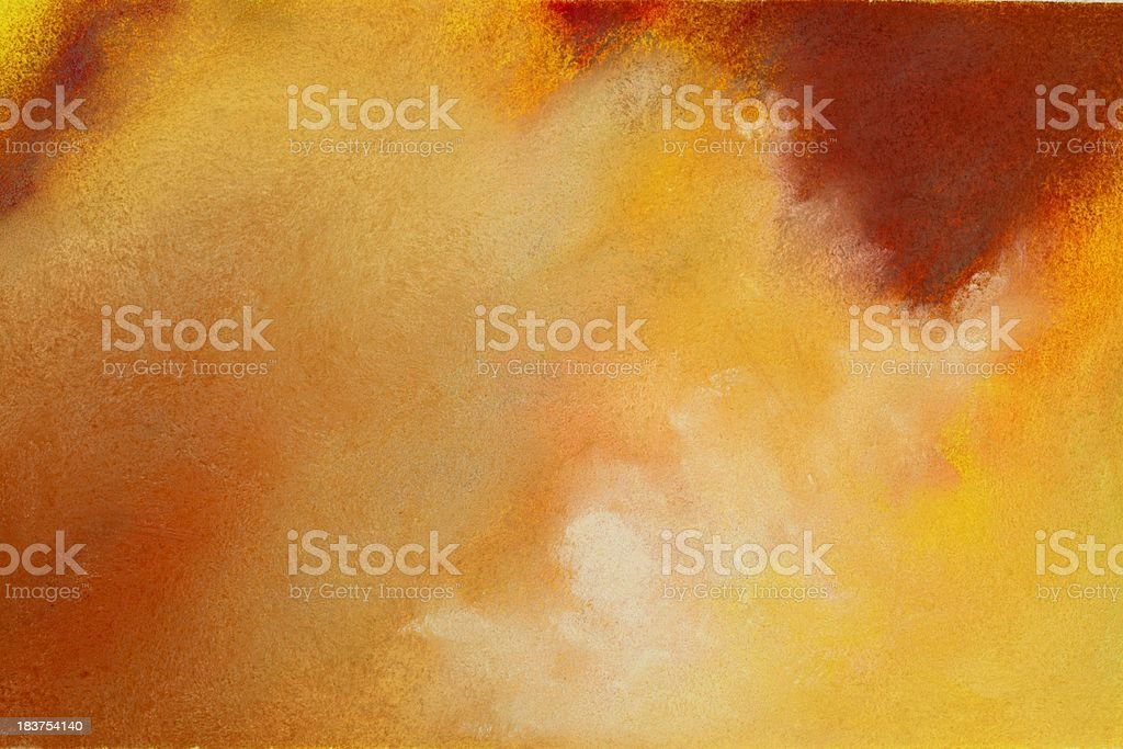 Pastel Chalk Abstract Background vector art illustration