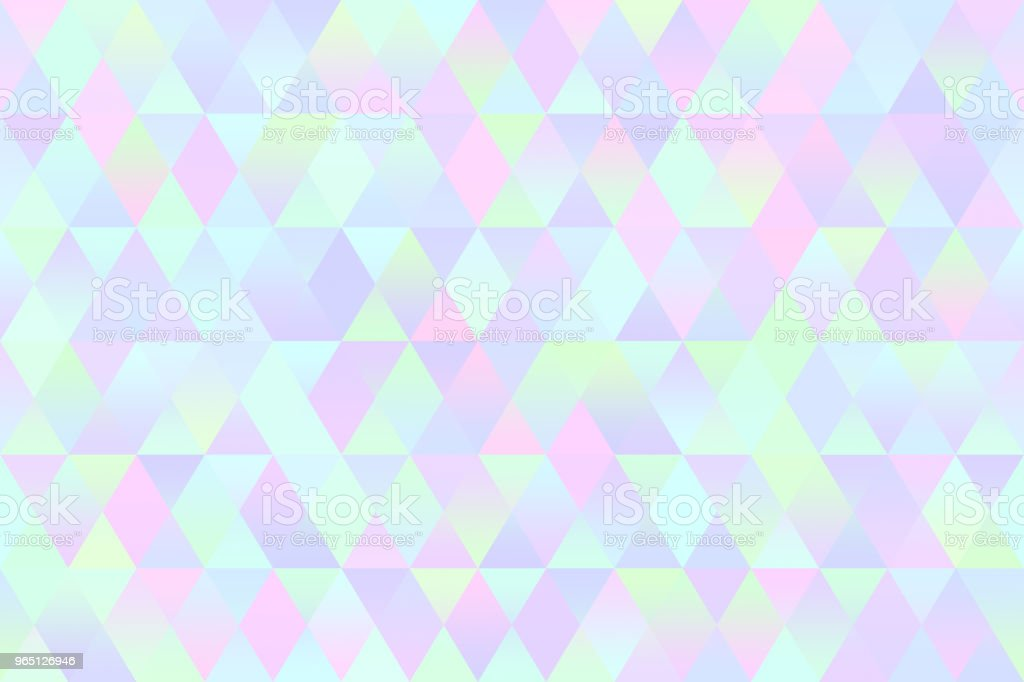 Pastel Colorful Geometric Background Triangle Seamless Pattern royalty-free pastel colorful geometric background triangle seamless pattern stock vector art & more images of abstract