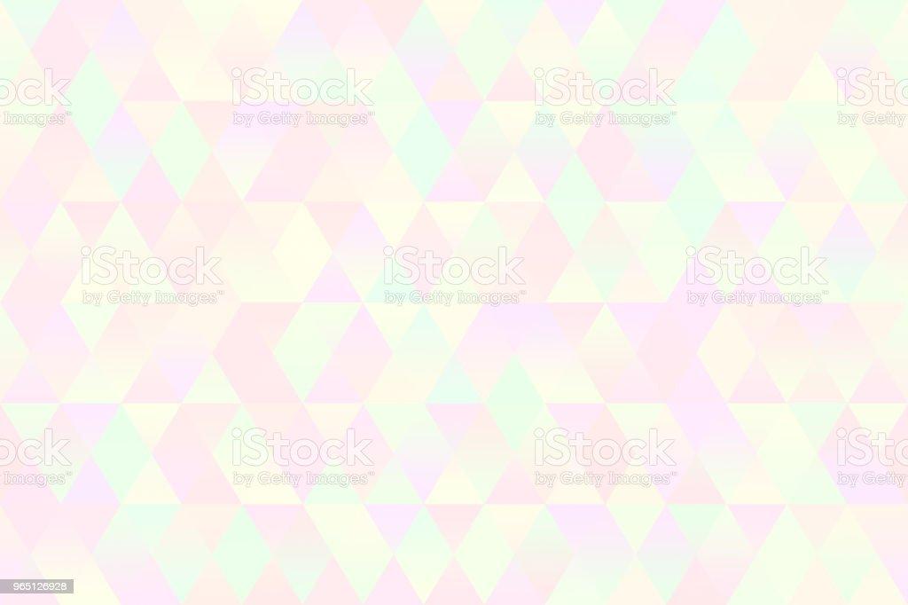 Pastel Geometric Background Colorful Triangle Seamless Pattern pastel geometric background colorful triangle seamless pattern - stockowe grafiki wektorowe i więcej obrazów abstrakcja royalty-free