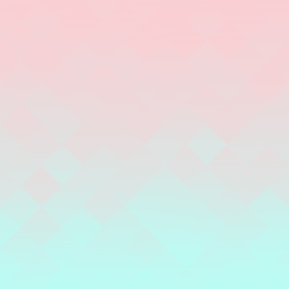 Pastel Ombre Millennial Pink Mint Gradient Background Abstract Spring Soft Blurry Template Stock
