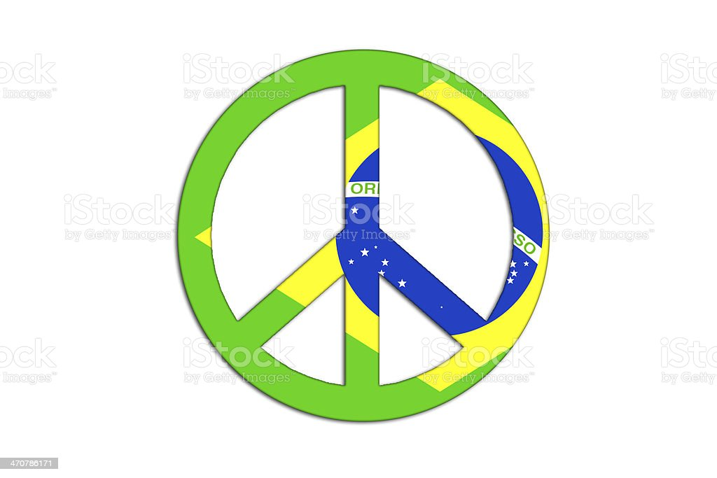 Peace And Love Symbol Stock Vector Art More Images Of 1960 1969