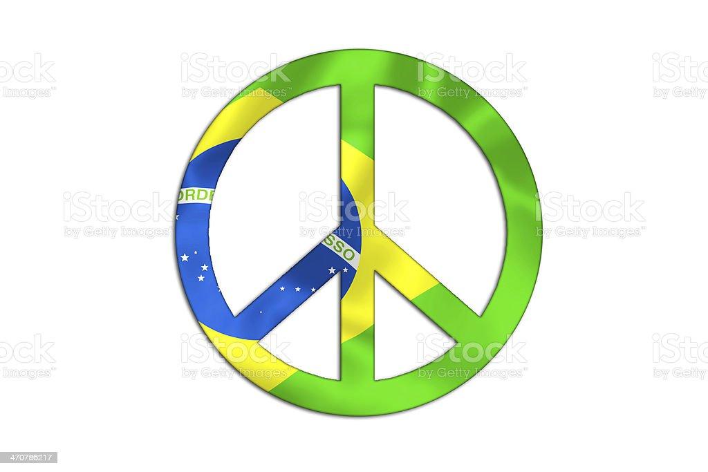 Peace And Love Symbol Stock Vector Art 470786217 Istock