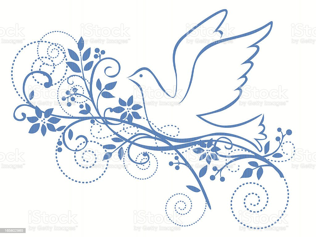 peace dove royalty-free peace dove stock vector art & more images of blue