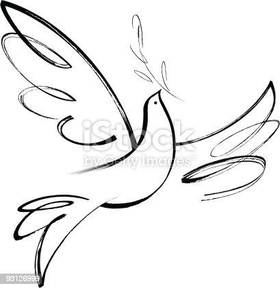istock Peace Love Freedom 93126999