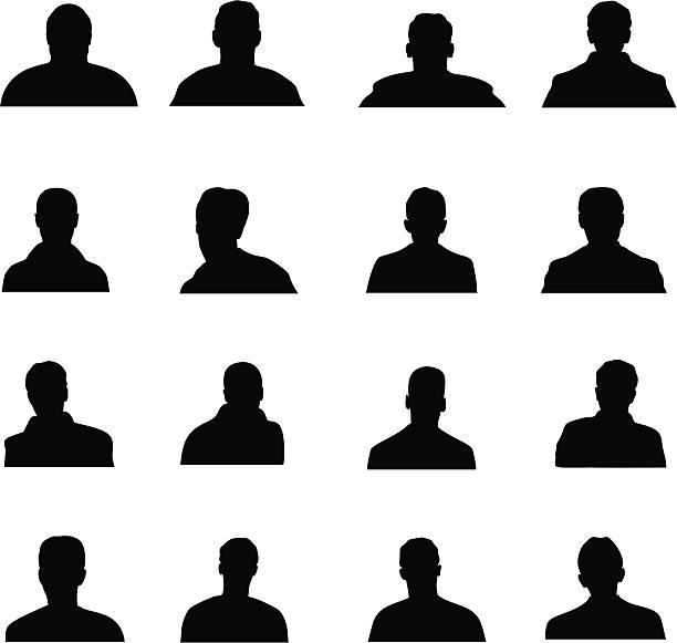 bildbanksillustrationer, clip art samt tecknat material och ikoner med people profile - profile photo