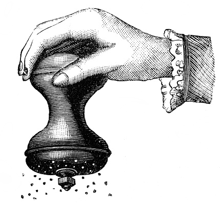 "illustration was published in 1897 ""hose and hoseholding"