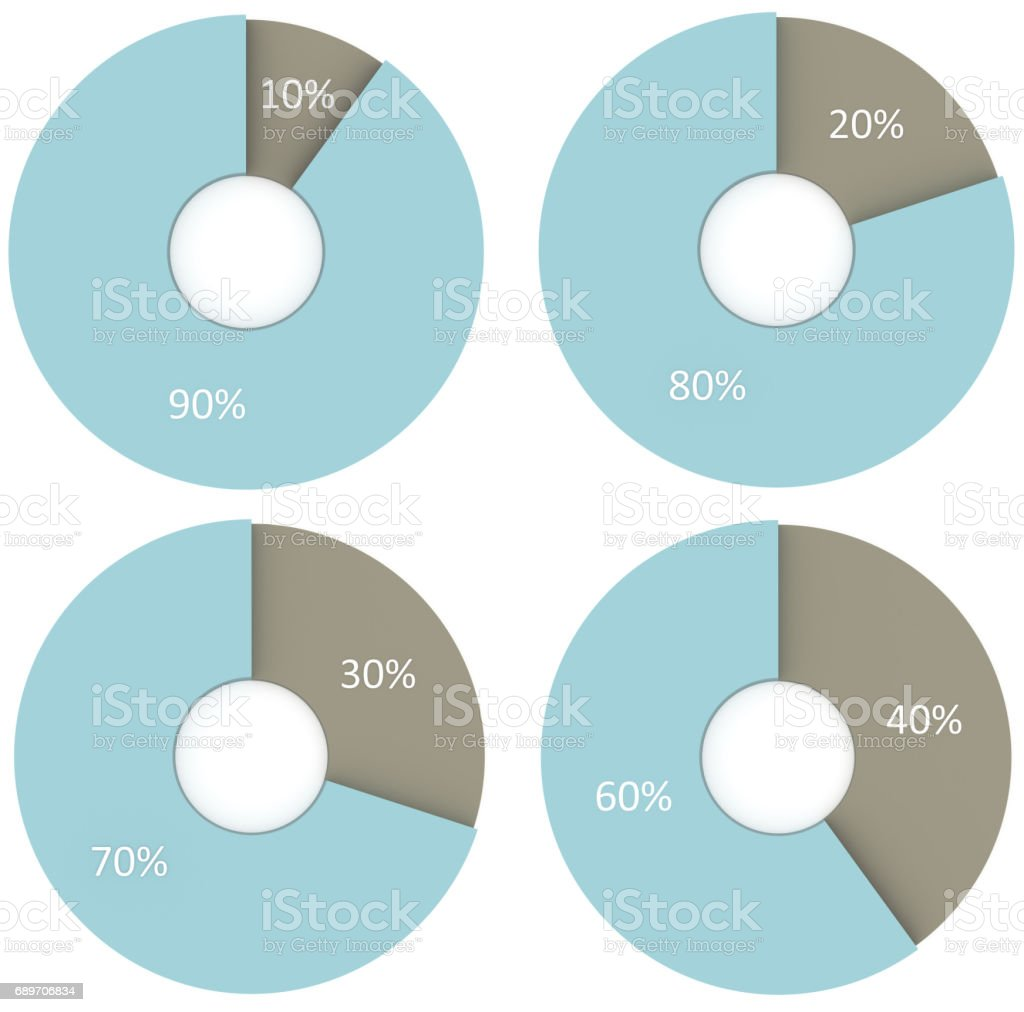 10 20 30 40 90 80 70 60 percent blue and grey pie charts isolated 10 20 30 40 90 80 70 60 percent blue and grey pie charts isolated nvjuhfo Image collections