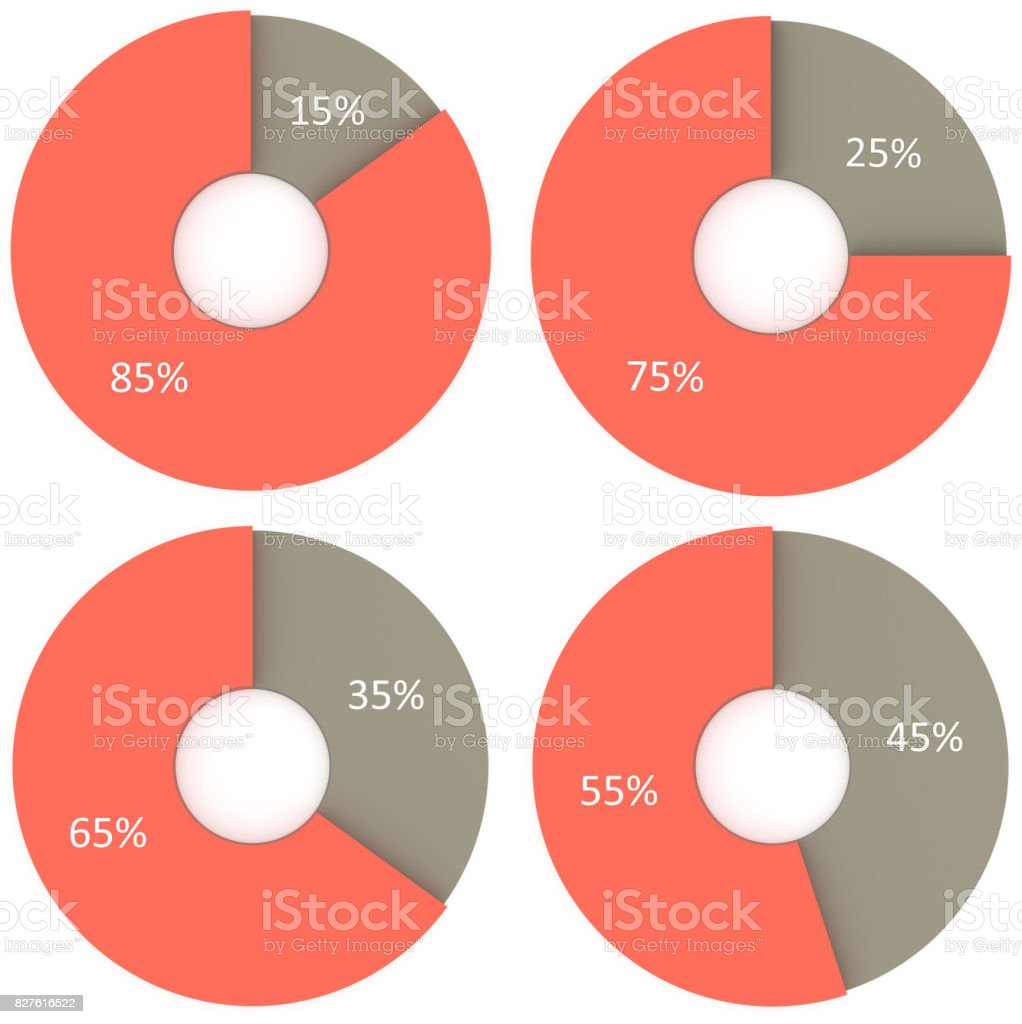15 85 25 75 35 65 45 55 percent pie charts isolated percentage 15 85 25 75 35 65 45 55 percent pie charts isolated percentage infographic symbol nvjuhfo Image collections