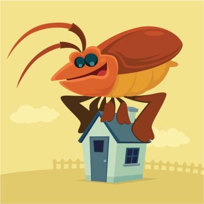 Pest Invasion Stockvectorkunst en meer beelden van Afkeer