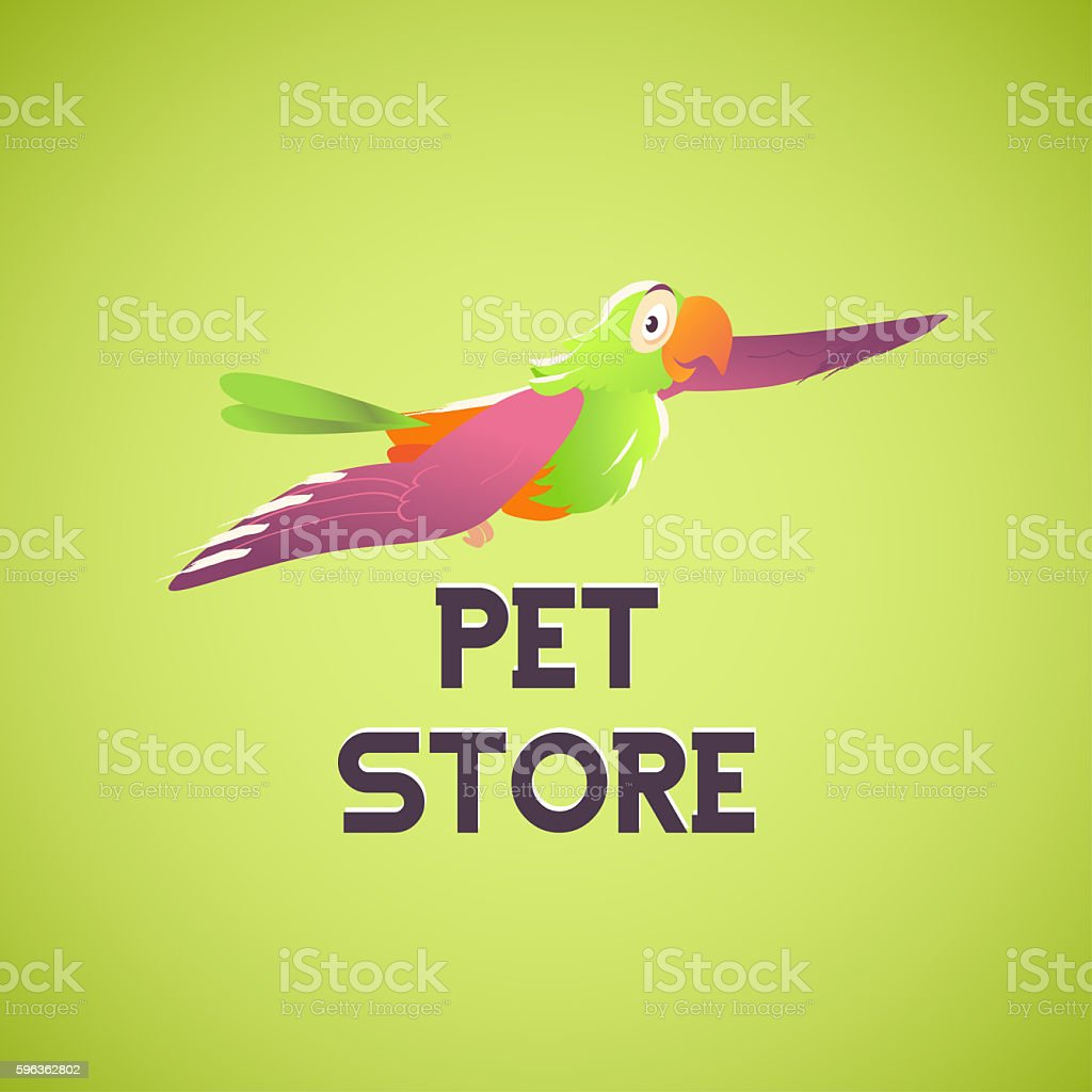 Pet store logo design. royalty-free pet store logo design stock vector art & more images of animal