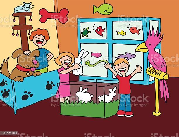 Pet store visit illustration id92724784?b=1&k=6&m=92724784&s=612x612&h= esdgqev32mu1dxaqsk0n1spvmhki3ubsmzwopuhr9m=