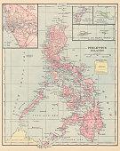 istock Philippines map 1892 945332934