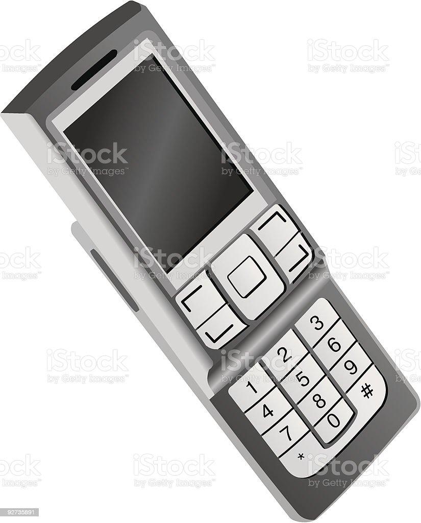 phone royalty-free stock vector art