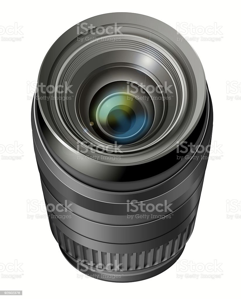 photo lens royalty-free photo lens stock vector art & more images of aperture