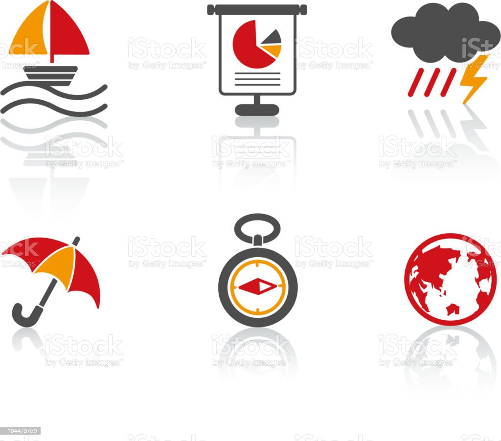 Pictogram royalty-free stock vector art
