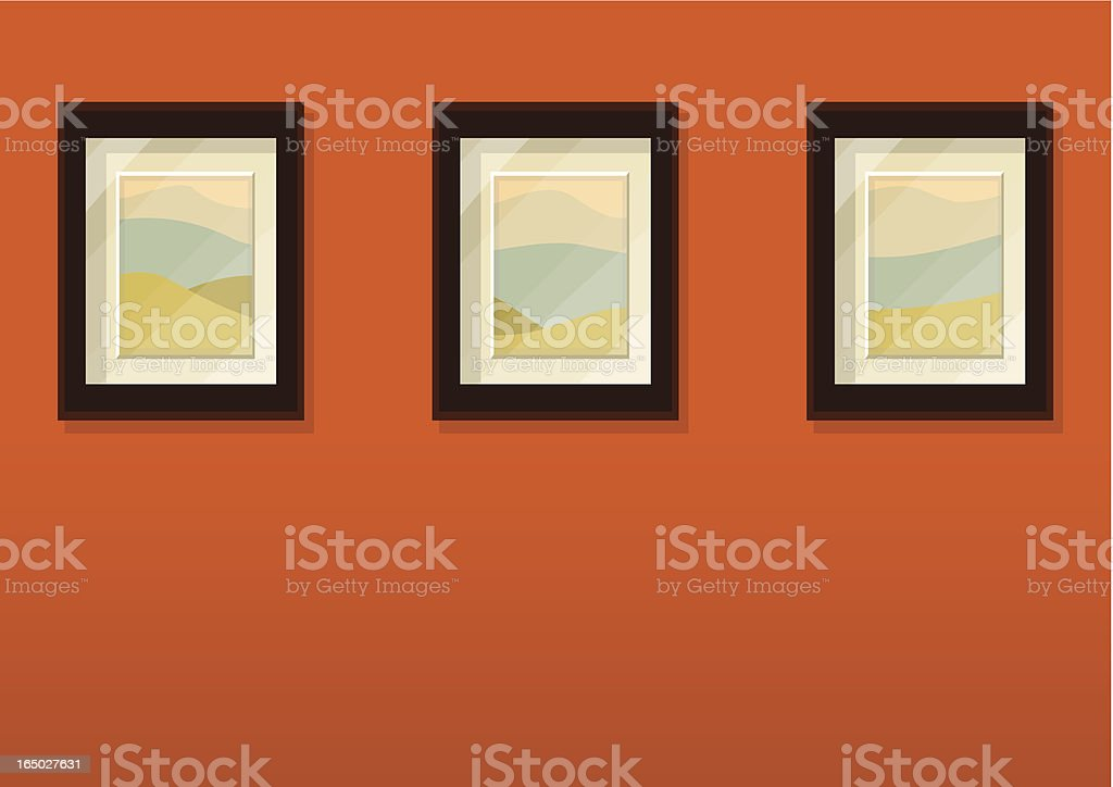 Picture Frames royalty-free picture frames stock vector art & more images of illustration