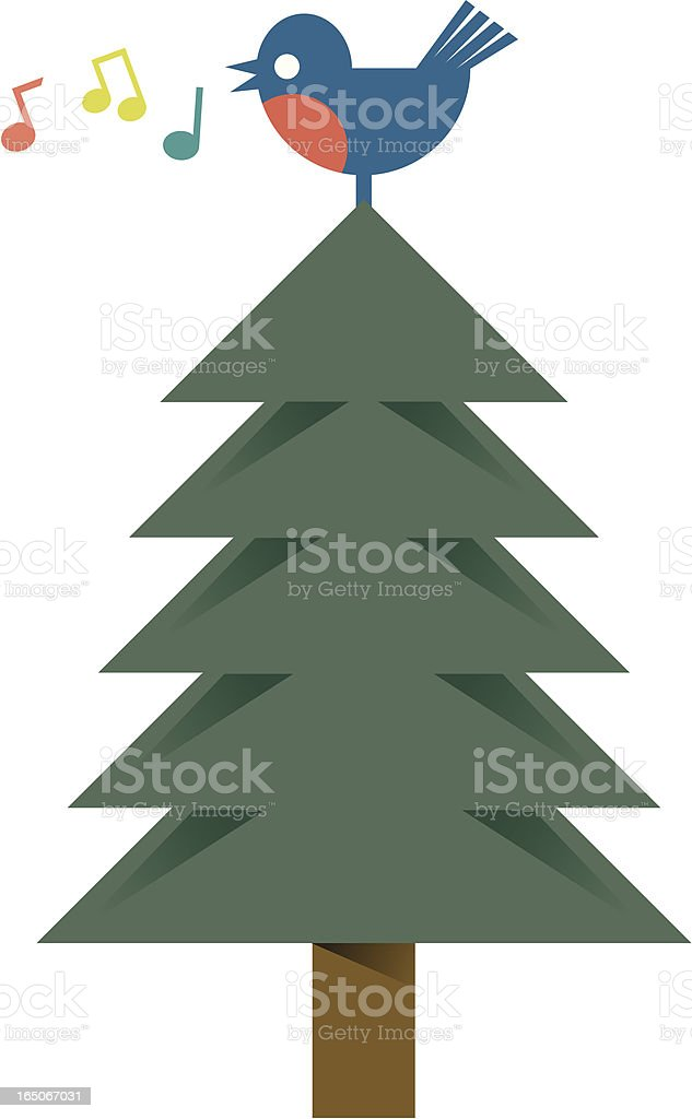 Pine tree royalty-free pine tree stock vector art & more images of animal