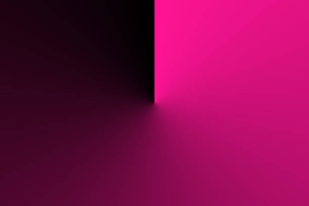 Pink abstract digital generated background. Design element for print and design. vector art illustration