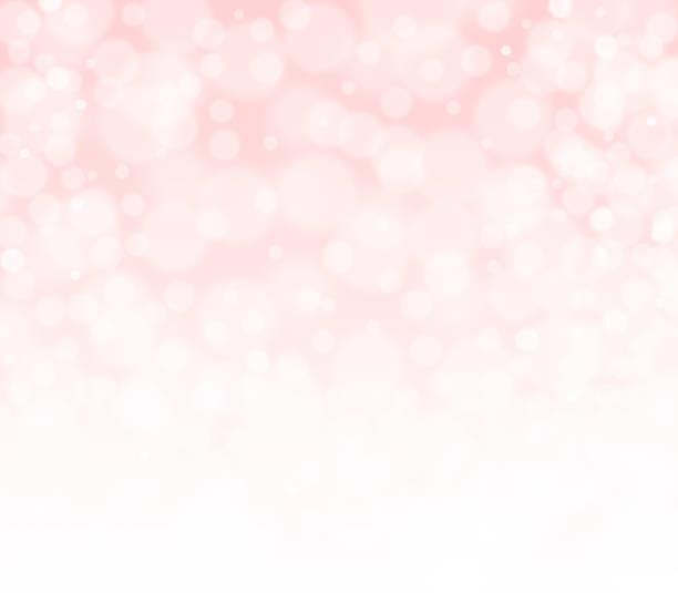 bildbanksillustrationer, clip art samt tecknat material och ikoner med rosa och vita bokeh abstrakt bakgrund. - rosa bakgrund