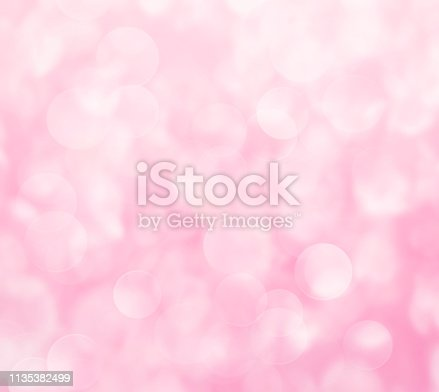 istock Pink background blur 1135382499