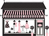 Pink Fashion Boutique
