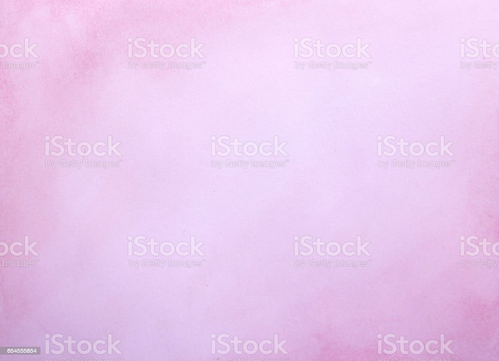 pink watercolor background - abstract texture vector art illustration