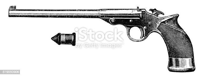 istock Pistol 519550906