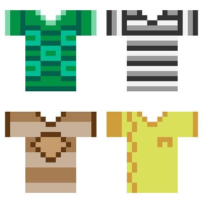 pixel art shirt