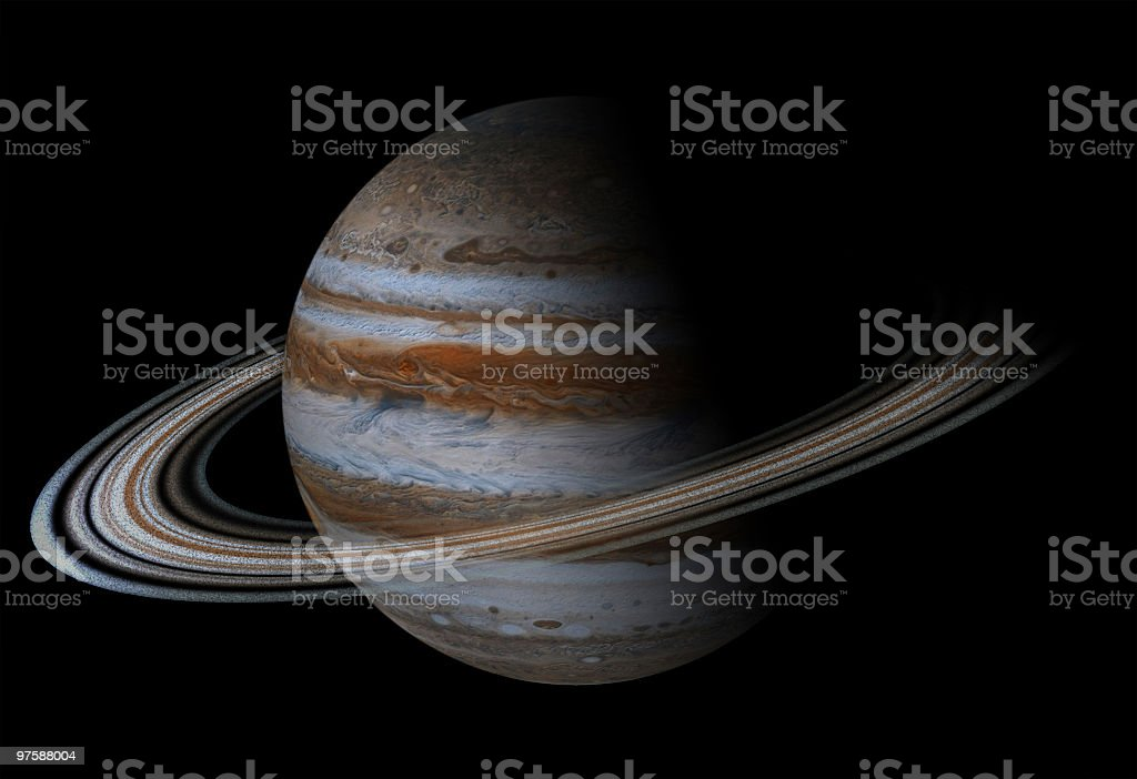 Planet in the space royalty-free planet in the space stock vector art & more images of color image