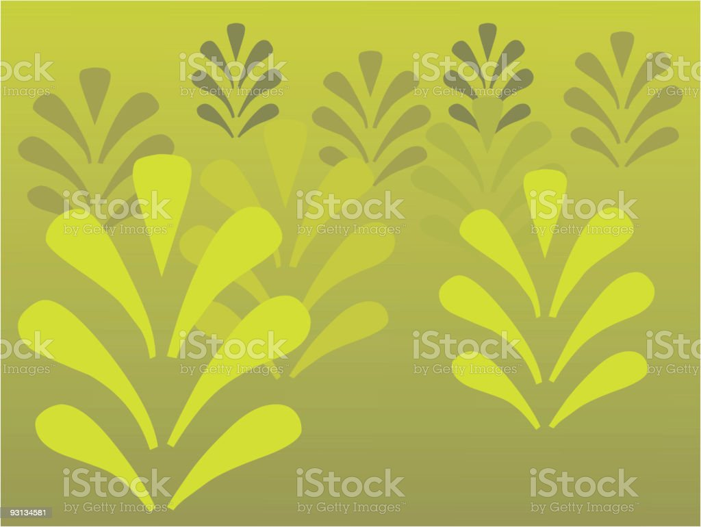 plants royalty-free stock vector art