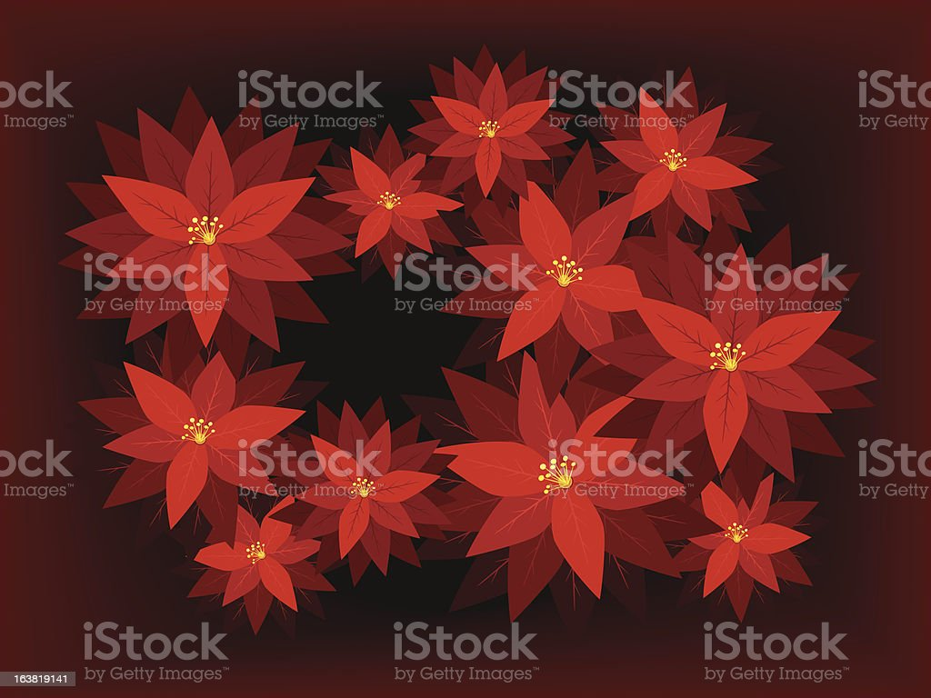 Poinsettia royalty-free poinsettia stock vector art & more images of affectionate